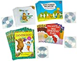 Childcraft Leveled Read Along CD Set, 2.5 to 3.0 Reading Level
