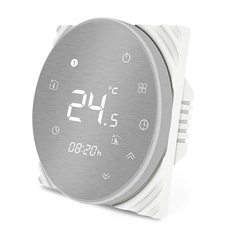 MOES Termostato inteligente Controlador de temperatura WiFi ...