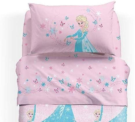 Disney Caleffi - Juego Completo de sábanas de Princesas Frozen ...