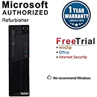 2018 Lenovo ThinkCentre M72E Tiny Business High Performance Desktop Computer(Intel Core i3 3220T 2.6G,8G RAM DDR3,500GB HDD,DVD,WIFI,Bluetooth 4.0, Windows 10 Professional)(Certified Refurbished)