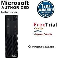 2018 Lenovo ThinkCentre M72E Tiny Business High Performance Desktop Computer(Intel Core i3 3220T 2.6G,8G RAM DDR3,500GB HDD,DVD,WIFI,Bluetooth 4.0, Windows 10 Professional)(Certified Refurbished)