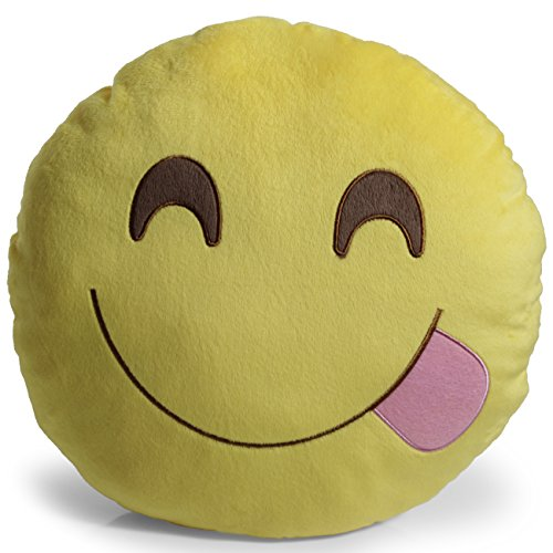 oxgord-emoji-yum-pillow-plush-13-round-stuffed-emotions-funny-cushion-soft-toy-for-kids