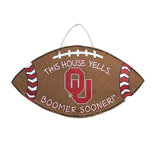 Oklahoma Sooners Wreaths