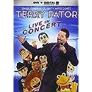 Terry Fator Live In Concert [DVD + Digital] Ultraviolet