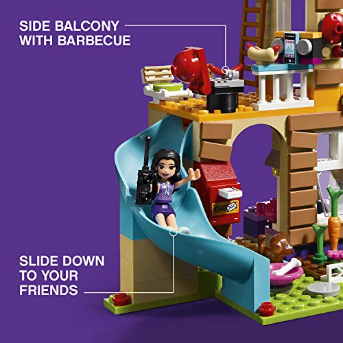 LEGO Friends Friendship House 41340 Kids Building Set with Mini-Dolls, Popular Girl Toys for Christmas and Valentines Gifts (722 Piece)