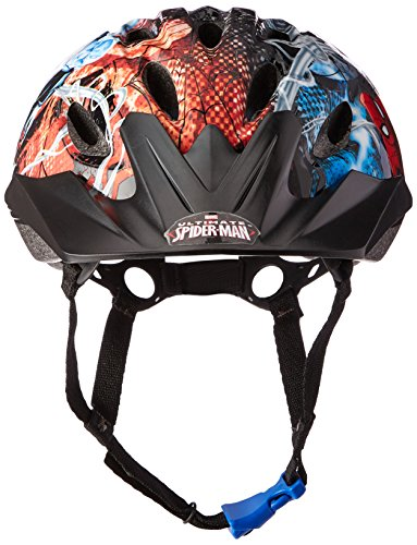 Bell Spider Man Child Helmets Kids Cars