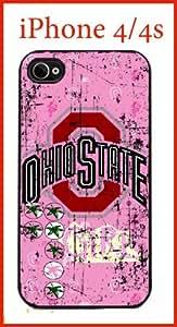 iphone covers NCAA Ohio State Buckeyes Girls Iphone 5c Case Hard Silicone Case
