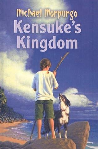 book cover of Kensuke\'s Kingdom