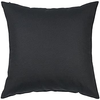 Amazon Com Tangdepot Cotton Solid Throw Pillow Covers 22