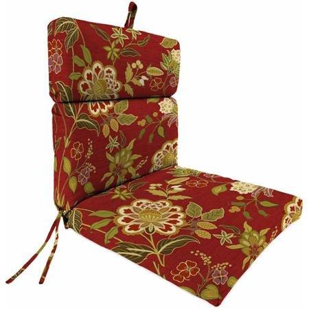 Amazon.com: Jordan francés Edge cartucho cojín de silla ...
