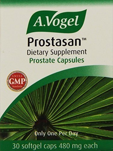 Bioforce USA - Prostasan (Saw Palmetto), 480 mg, 30 softgels