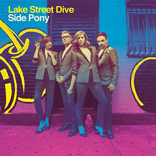 (Lake Street Dive - Side Pony)