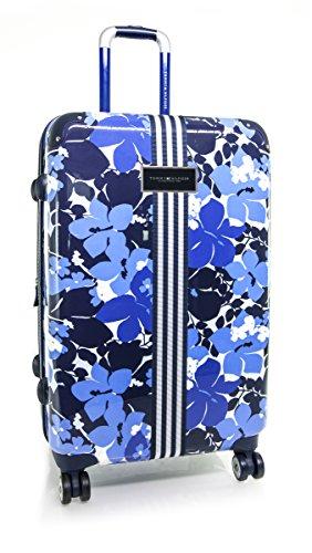 Hilfiger Tommy Luggage (Tommy Hilfiger Floral Hardside 24