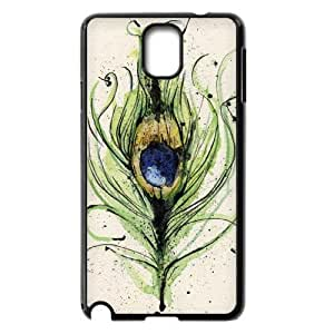 Peacock's tailPersonalized Cover Case for Samsung Galaxy Note 3 N9000,customized phone case ygtg-756567