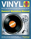 img - for Vinyl Manual: How to get the best from your vinyl records and kit (Haynes Manuals) book / textbook / text book