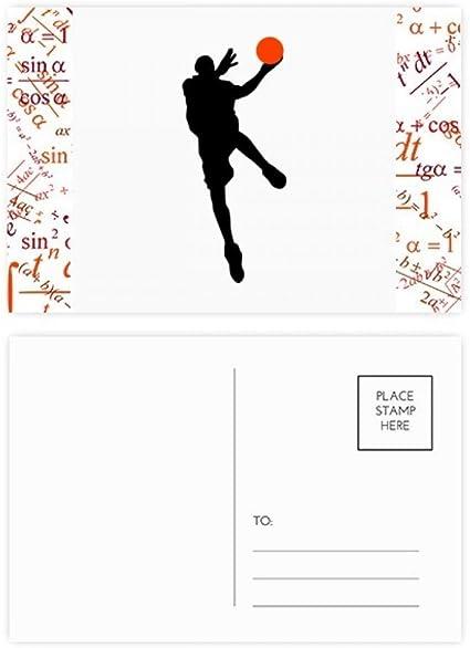 DIYthinker Fórmula deportes de salto del jugador de baloncesto ...