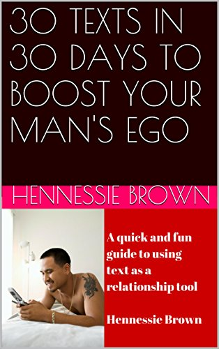 how to boost your mans ego