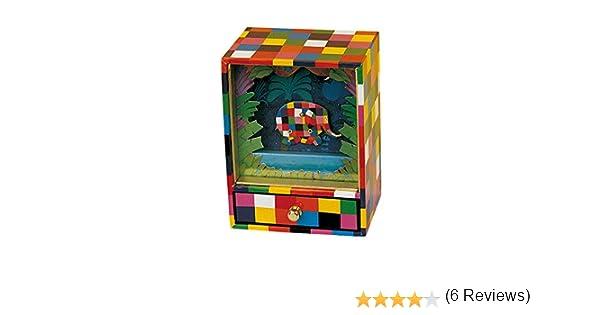 Trousselier - Caja de música Petit Dancing Musical Elmer (S93064 ...