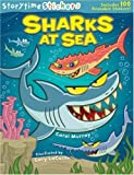 img - for Sharks at Sea: Storytime Stickers book / textbook / text book