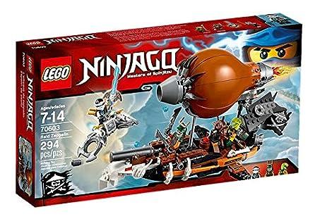 Amazon.com: Lego Raid Zeppelin 70603: Toys & Games