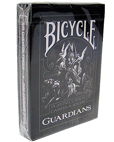Bicycle Guardians Playing Cards (Cool Bicycles compare prices)