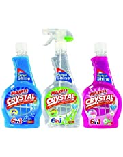 Maxell Magic Glass Cleaner, 700 ml - 3 Pieces