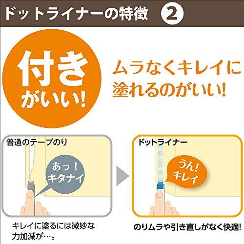 Kokuyo Tepe Glue Dot Liner -Refill Photo #7