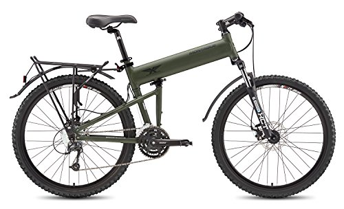Montague Paratrooper 24 Speed Folding Mountain Bike Medium - 18