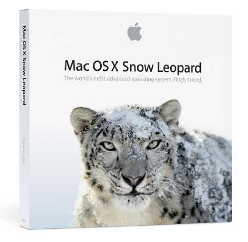 Mac OS X Snow Leopard Family Pack