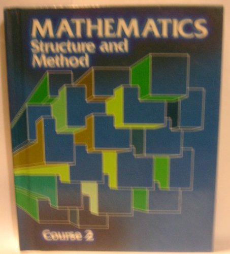 Mathematics: Structure and Method, Course 2