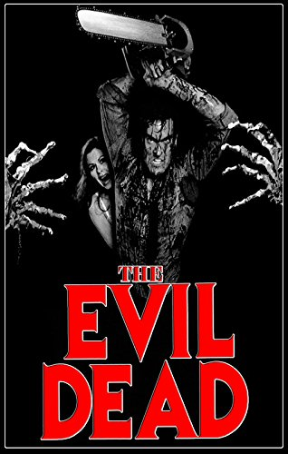 Evil Dead Movie Poster  24x36