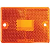 Blazer International B9423A Rectangular Replacement Lens, Amber