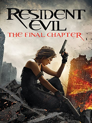 Resident Evil: The Final Chapter by