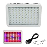 GR 1000W LED Grow Lights Double Chips Full Spectrum with UV IR Plant Growing Lights for Indoor Hydroponic Plants Greenhouse