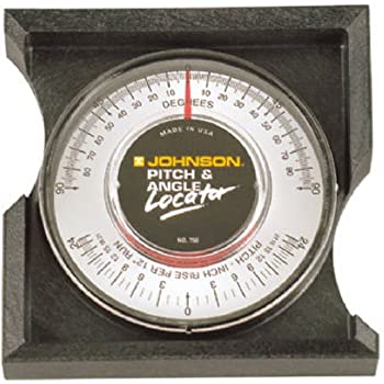 Johnson Level Amp Tool 750 Pitch And Slope Locator