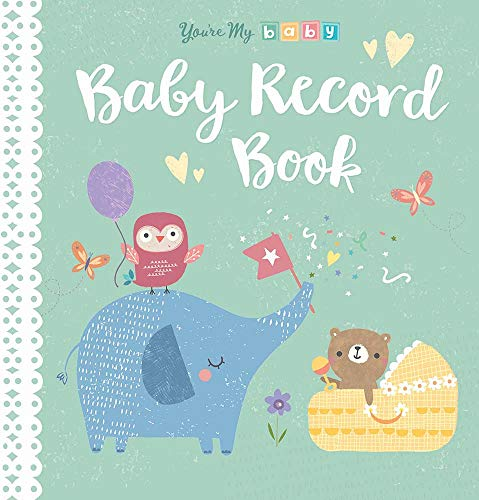 You're My Baby Baby Record Book