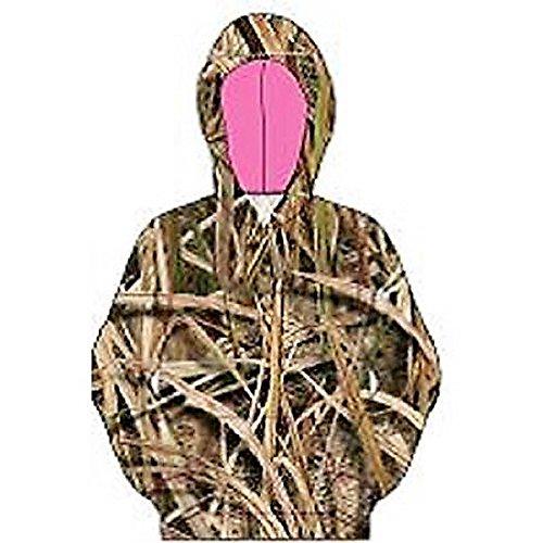 Mossy Oak Girls Camo Pullover Poly Fleec - Mossy Oak Kids Jacket Shopping Results