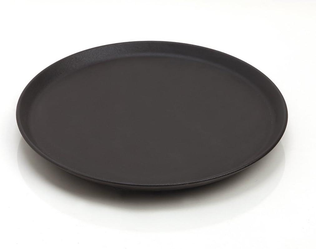 Morsoe Grill-// Bratpfanne aus Gusseisen Schwarz
