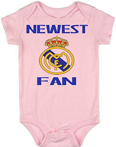 Official LPM Newest Real Madrid fan Unisex Romper Creeper onesie
