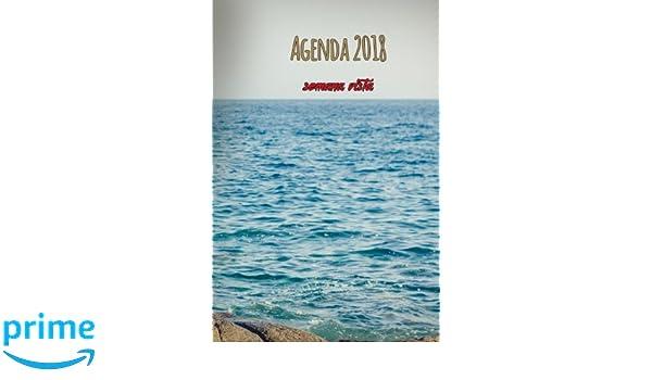 agenda 2018 - semana vista (Spanish Edition): semana vista ...