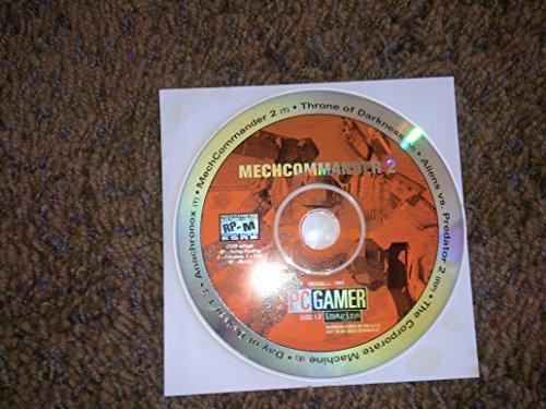 PC Gamer Disc 7.7 - Disk Computer Rpm
