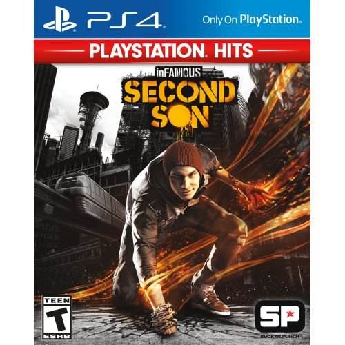 Sony 3003547 Infamous Second Son Hits Ps4 by Sony
