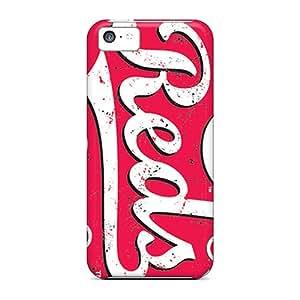 Iphone 5c Cover Case - Eco-friendly Packaging(cincinnati Reds)