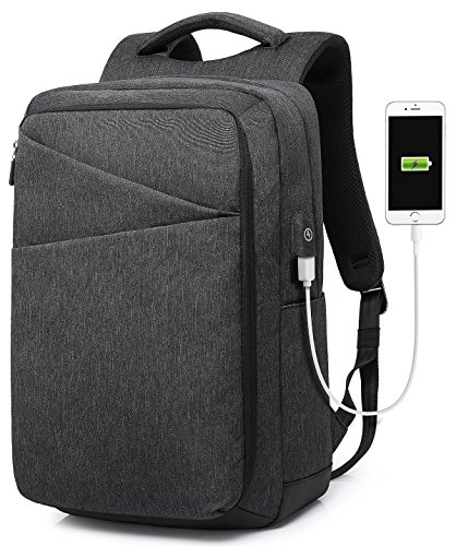 Tocode Travel Laptop Backpack, Business Anti Theft Laptops B