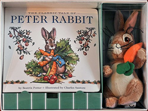 (The Peter Rabbit Gift Set: Including a Classic Board Book and Peter Rabbit)