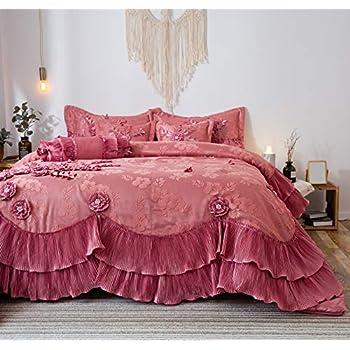Amazon.com: Tache 6 Piece Fancy Victorian Pink Royal