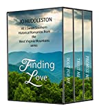 Finding Love: All 3 Sweet Southern Historical Romances from the West Virginia Mountains series