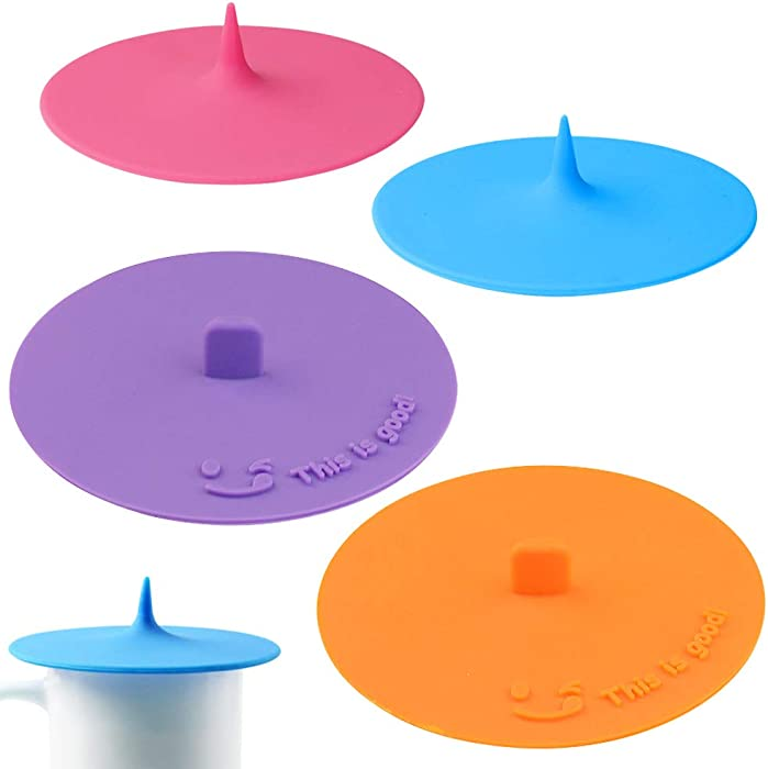 Top 9 Cup Cover Silicone Food Grade