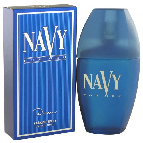 - Navy By DANA FOR MEN 3.4 oz Cologne Spray
