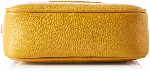 Women��s Yellow Escada Cross Bag Ab723 Body Mustard R1qqdw